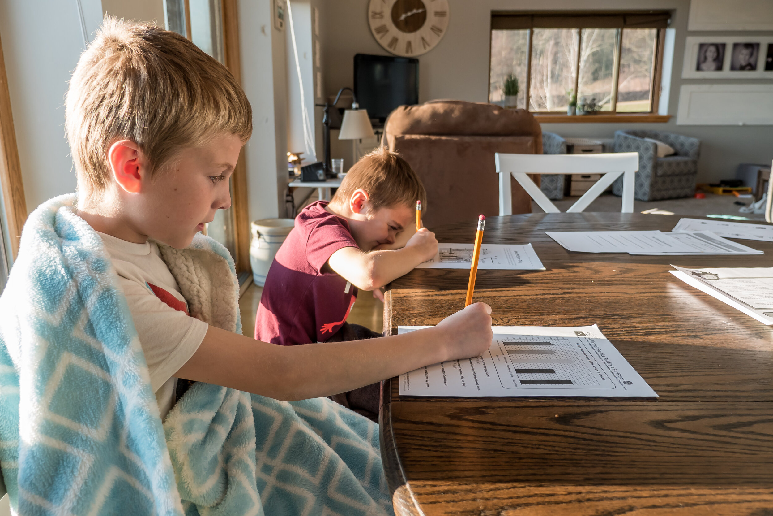 Homeschooling During A Pandemic