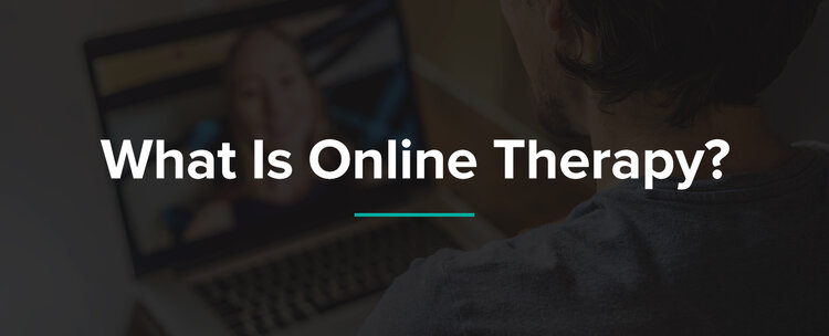what is online therapy