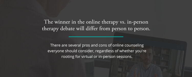 What Is Online Therapy?